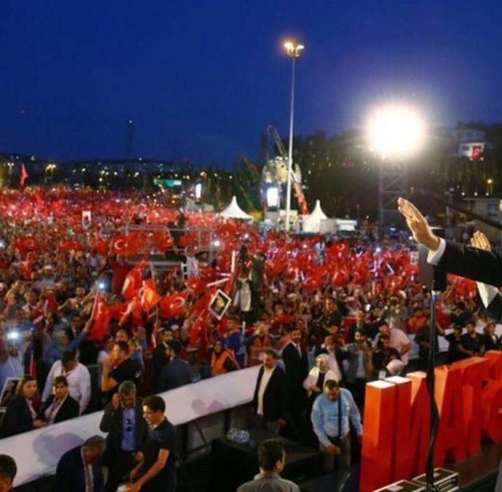 Erdoğan, uzlaşma çabası olmayacağının işaretini verdi