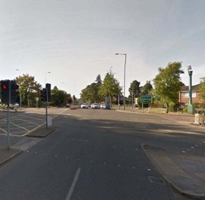 Car stolen with mother and baby inside in Solihull