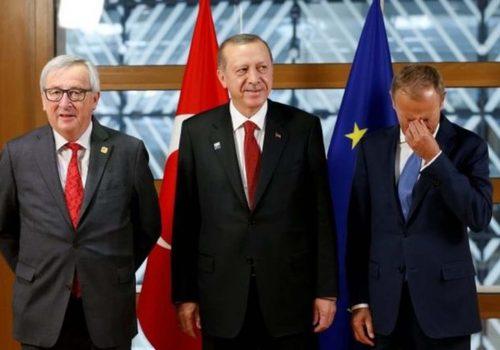 David Gardner: Türkiye'nin Doğu'ya dönüşü durdurulabilir