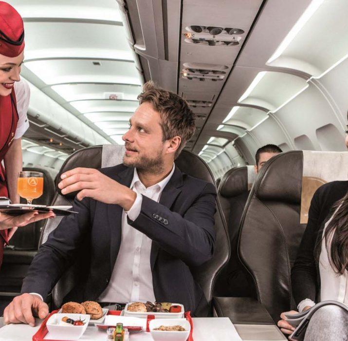 Atlasglobal ile uçan bedenen ve finansal olarak rahat