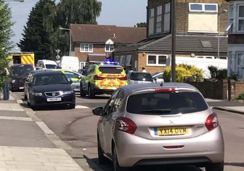 Man found shot and stabbed in Eton Road, Ilford