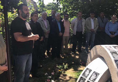 Sivas massacre is not forgotten