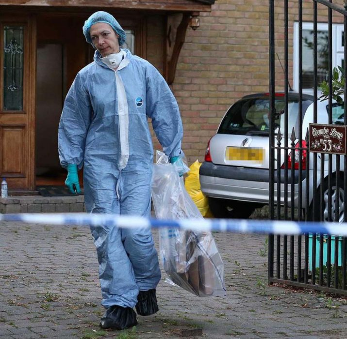 Two men in court over 'honour' killing of teen as victim is named
