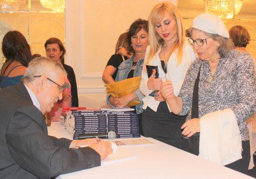 Osman Balıkçıoğlu'nun yeni kitabı sevenleri ile buluştu
