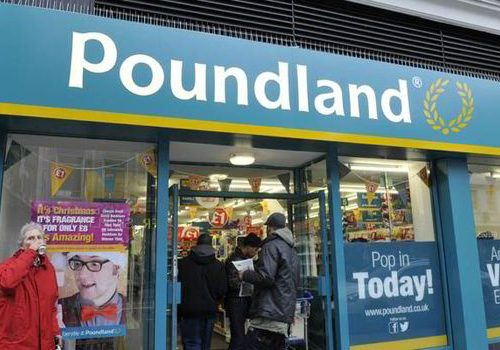 Poundland'in Toblerone savaşı