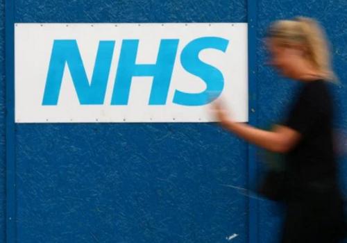 """NHS'de """"Sağlık Krizi"""" kapıda"""