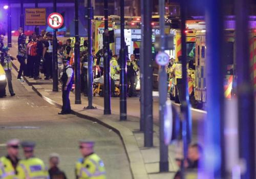 """İngiltere'nin en büyük """"İslam Kongresi"""" öncesi terör saldırıları kınandı"""