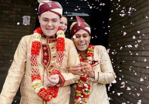 İlk Müslüman-gay düğünü