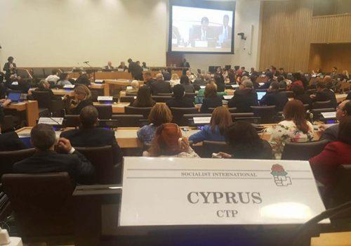 Kıbrıs'taki mevcut statükonun devamı kabul edilemez