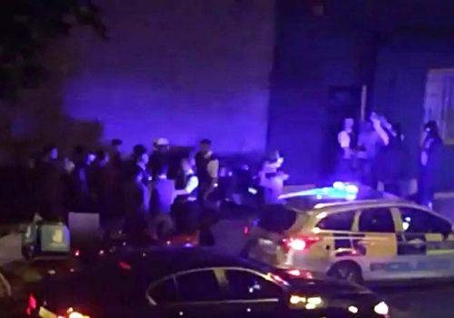 Londra'daki asitli saldırılar hükümetin gündeminde
