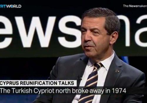 Ertuğruloğlu TRT World kanalına konuk oldu