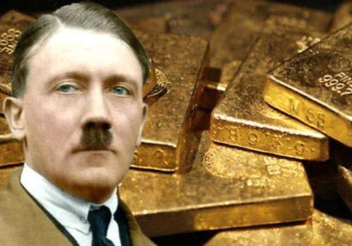 Bu Nazi külçelerinin değeri dudak uçuklatıyor!