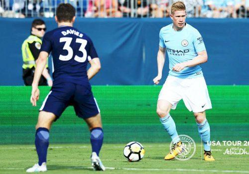 City, Tottenham'a 3-0 galip