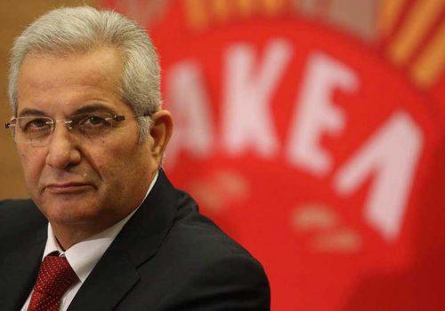 Andros Kiprianu: Anastasiadis'in prestijini kurtarmak için Kıbrıs'ı kurban ediyoruz
