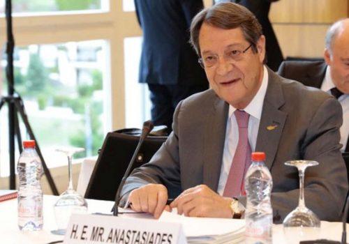 Anastasiadis: Kıbrıs Türk tarafının hassasiyetlerini öngören öneriler yaptık