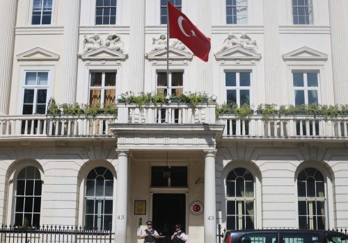 Turkish Embassy issues statement on the upcoming 15 July Anniversary