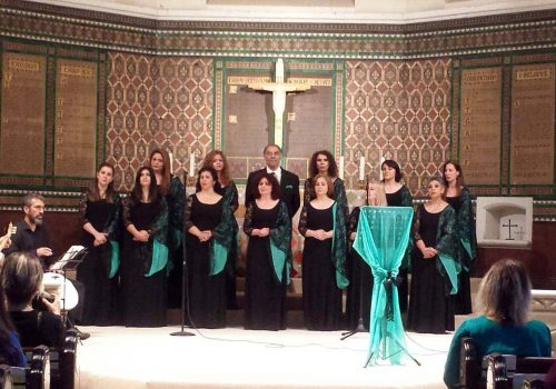 Hoş Seda choir blew Anatolian breezes in London