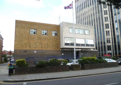 """""""Future of Enfield Police Station at risk due to Tory cuts"""", says Joan Ryan MP"""