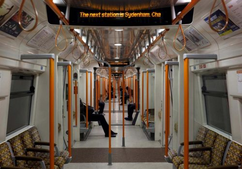 The night tube is expanding to the Overground