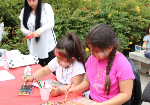 Day-Mer organised a children and youth day
