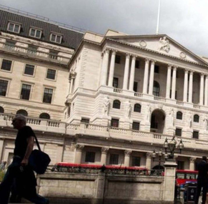 İngiltere Merkez Bankası'nın yeni Başkanı Andrew Bailey