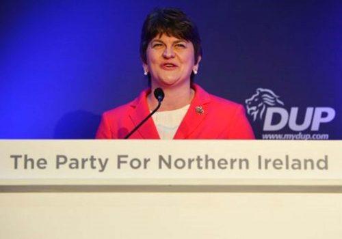 Kuzey İrlanda'daki hükümet müzakereleri