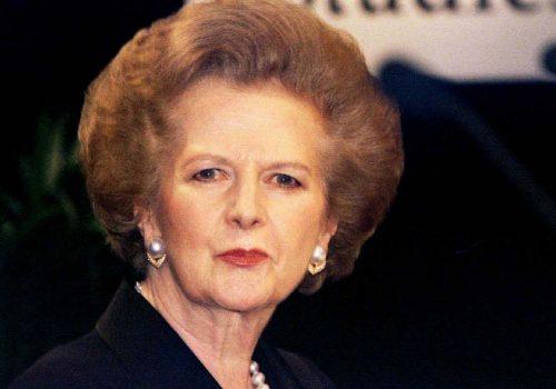 Thatcher heykeli tartışması
