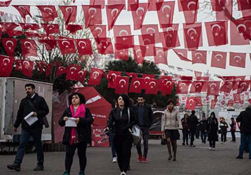 Turkish unemployment rate falls to 10.5 pct in April
