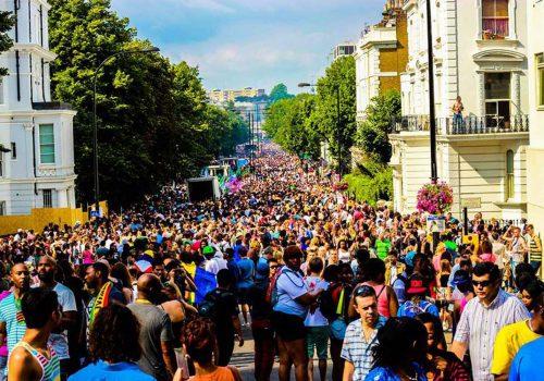 Notting Hill Karnavalı'nın güzergahı değişsin