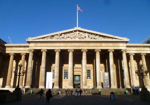British Museum'daki 750 bin sterlinlik yüzük kayıp