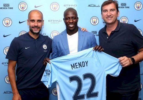 Mendy, futbol tarihinin en pahalı defans oyuncusu oldu