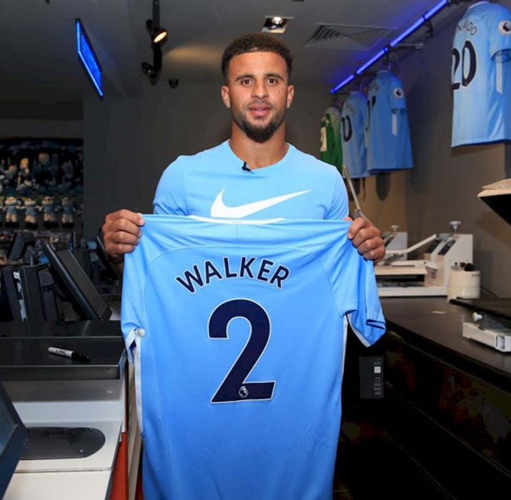 Manchester City'den savunmaya takviye