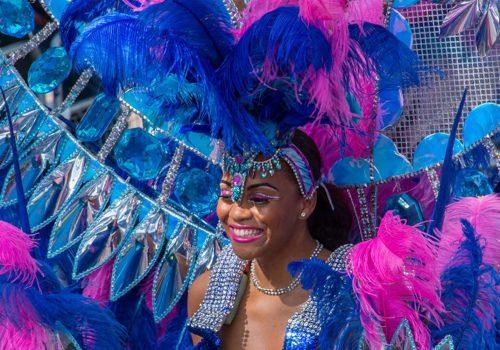 Notting Hill Festivali'ne 2 milyon kişi katılacak