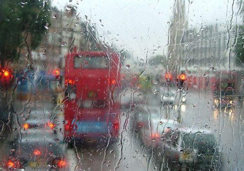 Dikkat: Londra'ya şiddetli yağmur ve fırtına geliyor