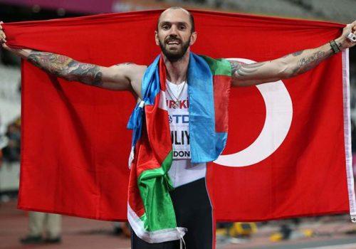 Dünya şampiyonu Guliyev İngiliz medyasında
