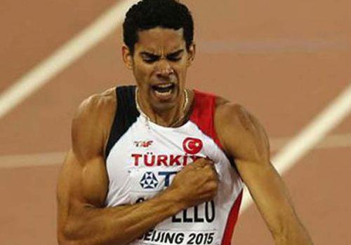 Dünya Atletizm Şampiyonası'nda 3.gün