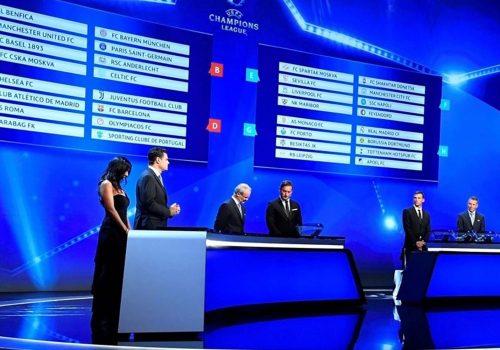 UEFA Şampiyonlar Ligi'nde kuralar çekildi