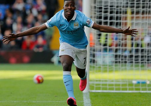 Kelechi Iheanacho Leicester City'de