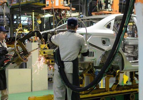 İngiltere'de otomotiv üretimi arttı