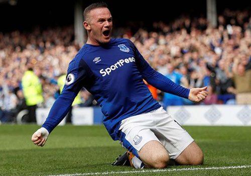 Rooney evine golle döndü
