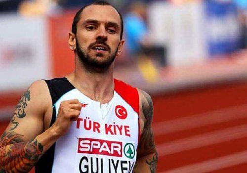 Ramil Guliyev yarı finalde!