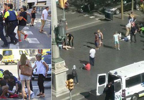 Barcelona'da Türk restoranına saldırı!