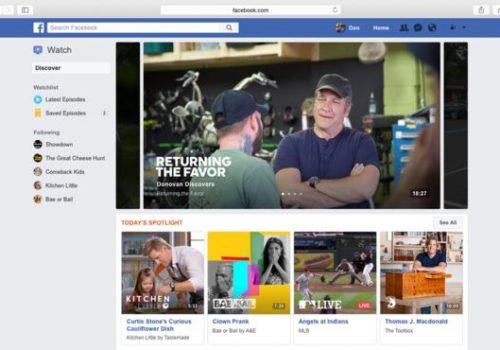 Facebook televizyonlara rakip oluyor