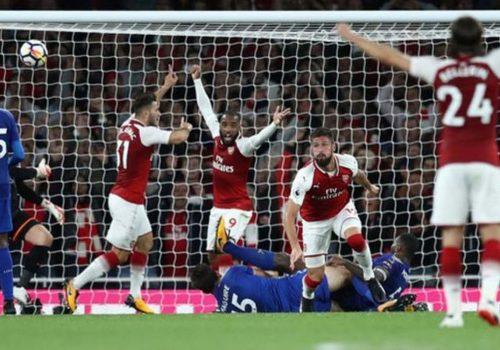 Açılış maçında Arsenal, Leicester City'yi 4-3 yendi