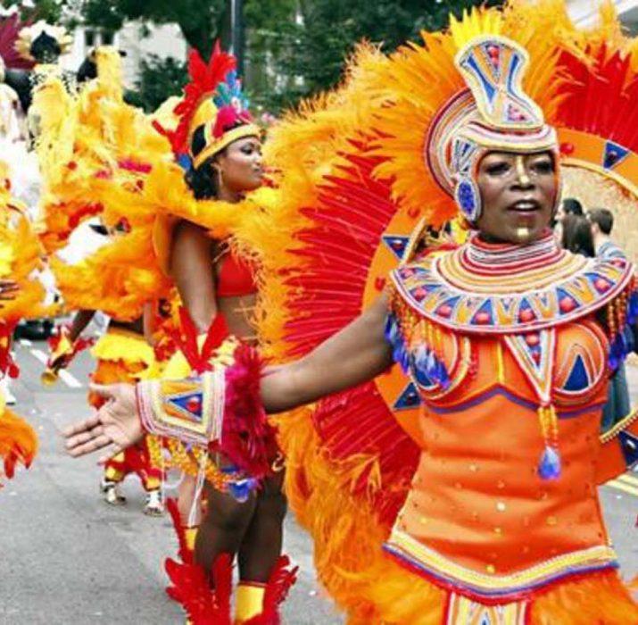 """""""Notting Hill Karnavalı"""" başladı"""