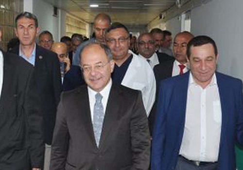 Akdağ: Lefkoşa'ya yeni hastane küçük bir kasaba gibi olacak