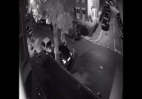 Polis, Finchley soygun çetesinin görüntülerini paylaştı (VIDEO)