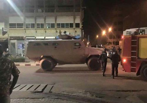 Burkina Faso saldırısında 1 Türk öldü, 1'i yaralandı