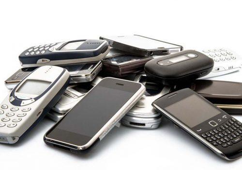 Dikkat! Eski telefonlarınızı çöpe atmayın