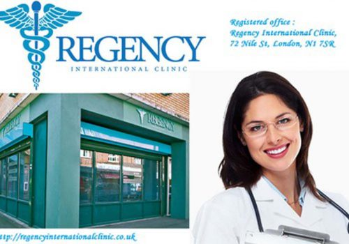 Every women's arcitecture behind health: Regency International Clinic